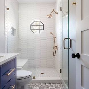 Stunning Baths And Showers For Small Bathrooms Separate Bath