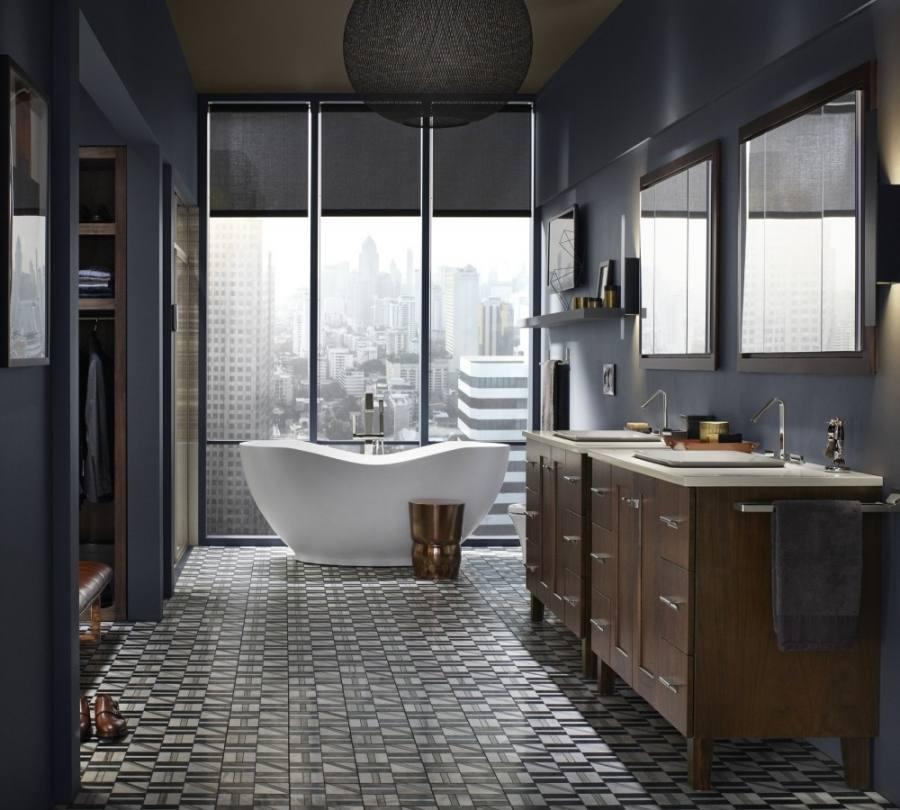 kohler bathroom design - #bathroomdesign #BathroomDecor