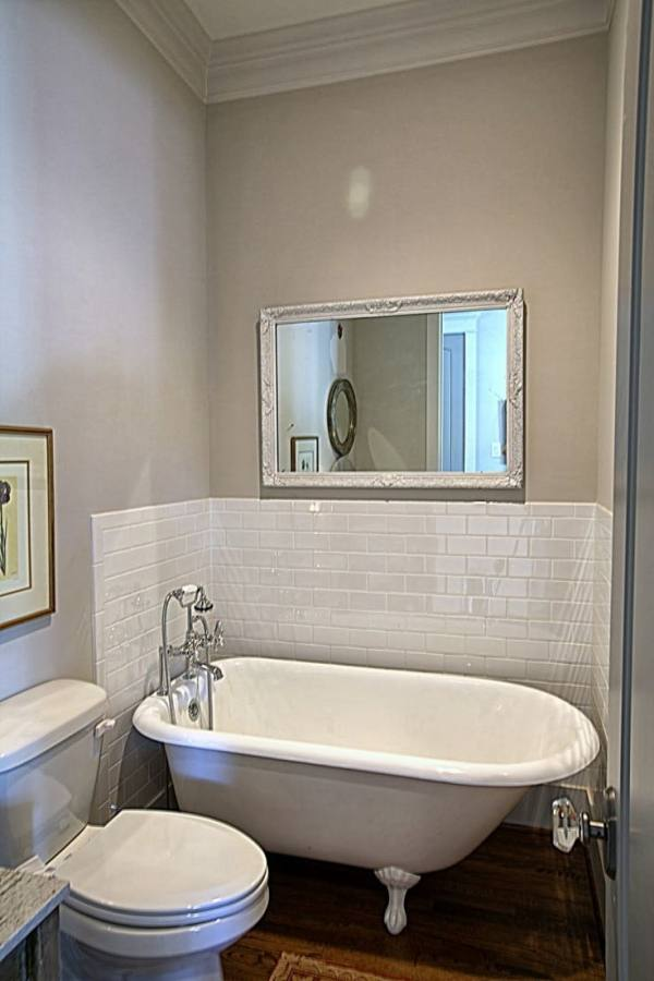 Clawfoot Tub Bathroom Ideas Traditional Decorating With Remodel