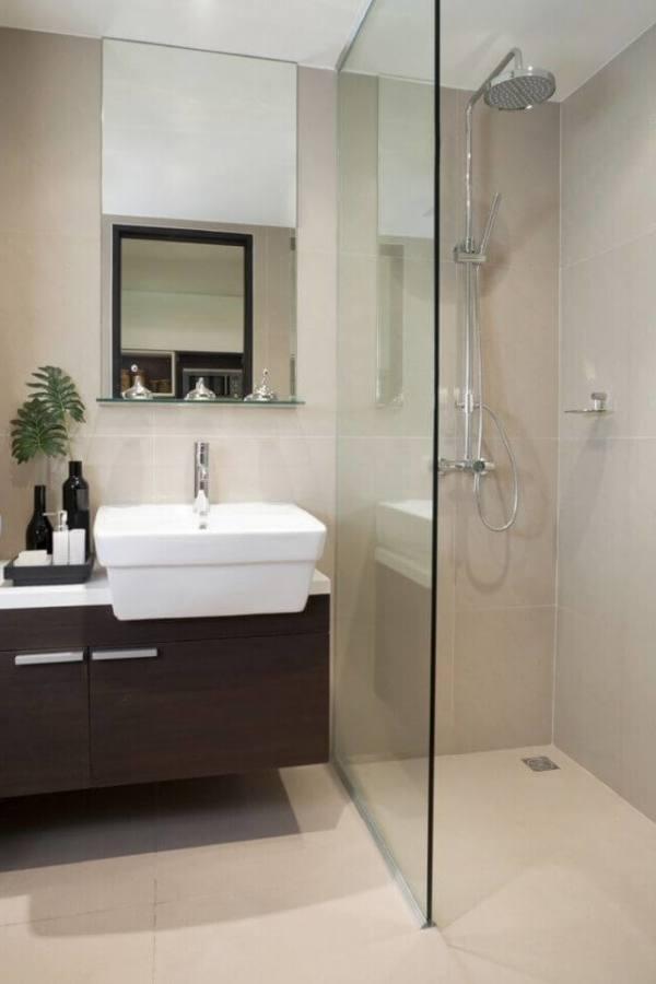 dark tile bathroom ideas