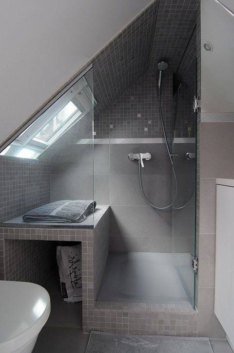 [Bathroom Accessories] Loft Bathroom Scandinavian