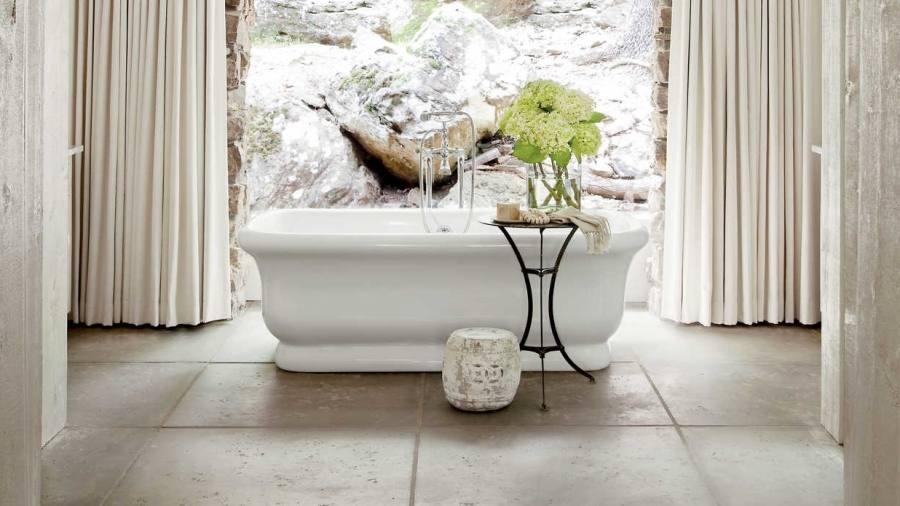 Large Size Marvellous Small Bathroom Ideas With Slipper Bath Pics Ideas
