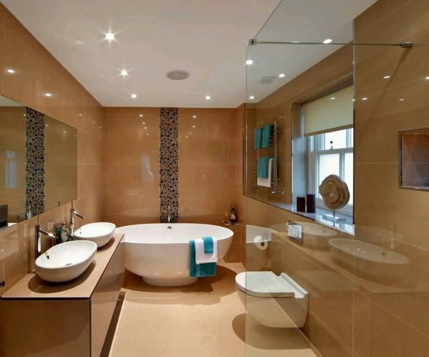 Custom bathroom design ideas