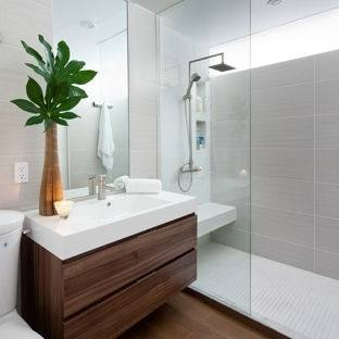 Bathroom Remodel Ideas Modern Bathroom : Photos Small Tile Tiles For Gallery Contemporary