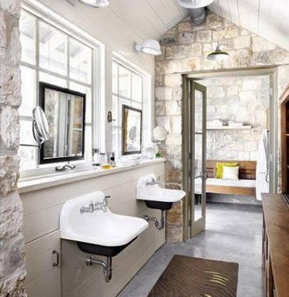Natural Stone Bathroom Designs Luxury Bath Ideas