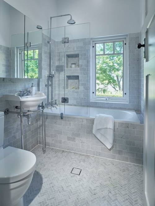 Bathroom Makeovers Before And After Before And After Wow Factor Wallpaper Has Transformed This Family Bathroom Small Bathroom Makeovers Ideas Budget