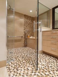 elegant bathroom decor
