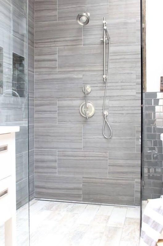 gray and white bathroom ideas