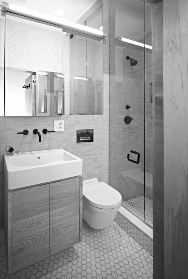 Great Small Bathroom Decoration for Your Home: Showers In Contemporary Bathroom ~ CHUCKFERRARO Bathroom Inspiration | Bathroom Decor | Pinterest