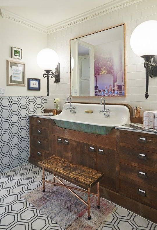 Bathroom Decorating Ideas Apartment therapy Best Of Boring Bathroom 6 Ways to Add Drama without Spending