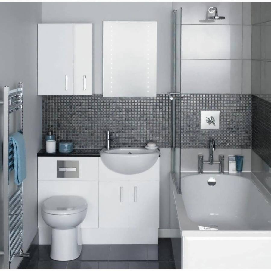 Grey bathroom cabinets (grey bathroom ideas) #GreyBathroom #cabinets #Ideas Tags: Grey bathroom paint Grey bathroom tile grey bathroom vanity grey bathroom