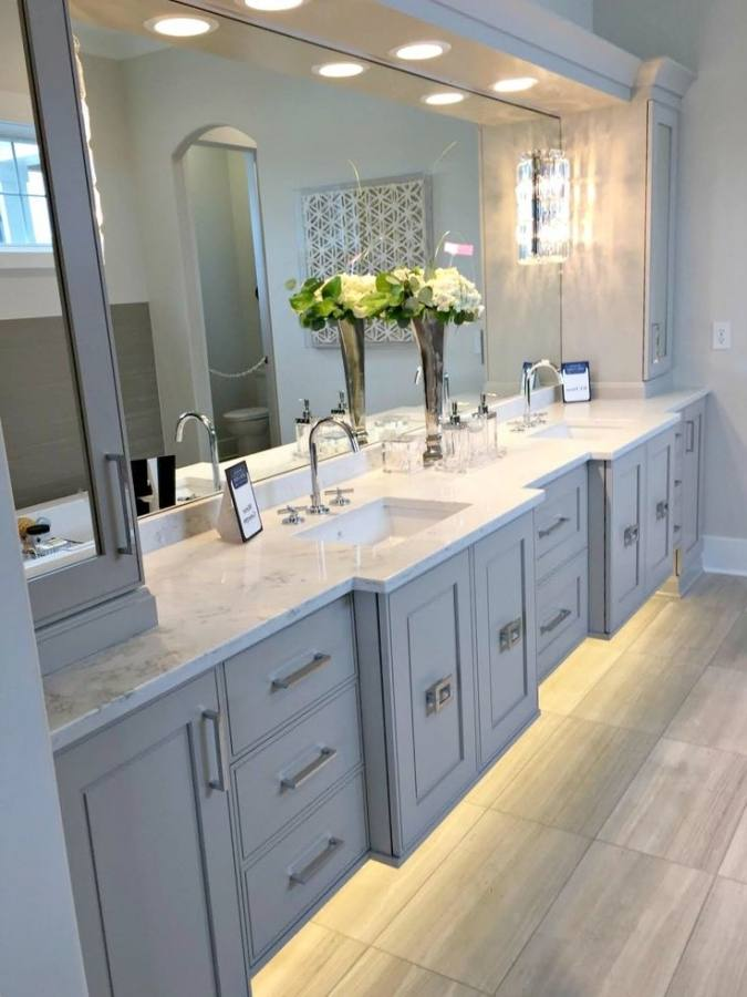 grey vanity bathroom ideas great modern over mirror lighting fix marble master bathroom grey vanity bathroom