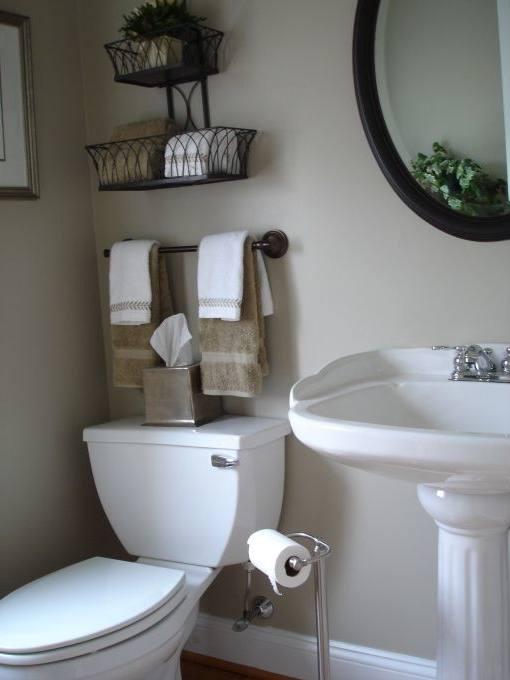 Shelf Over Toilet