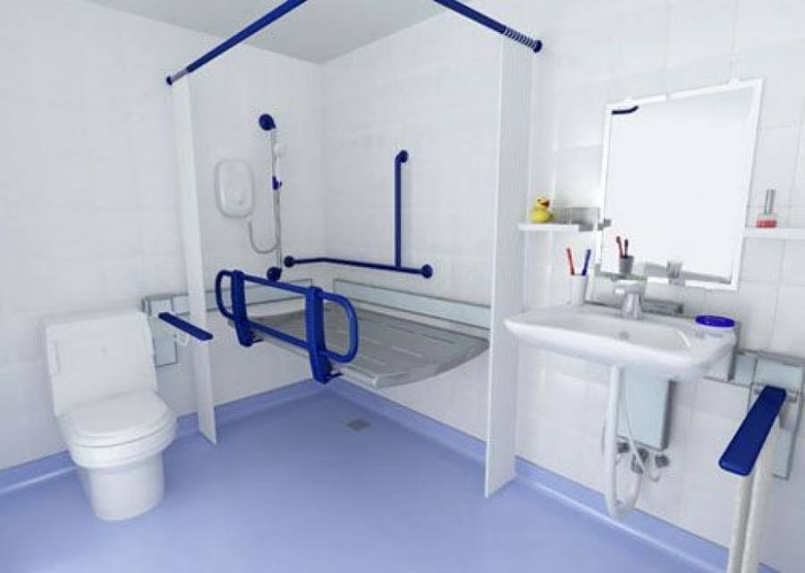 Bathroom Bathroom Design For Disabled Fresh Home