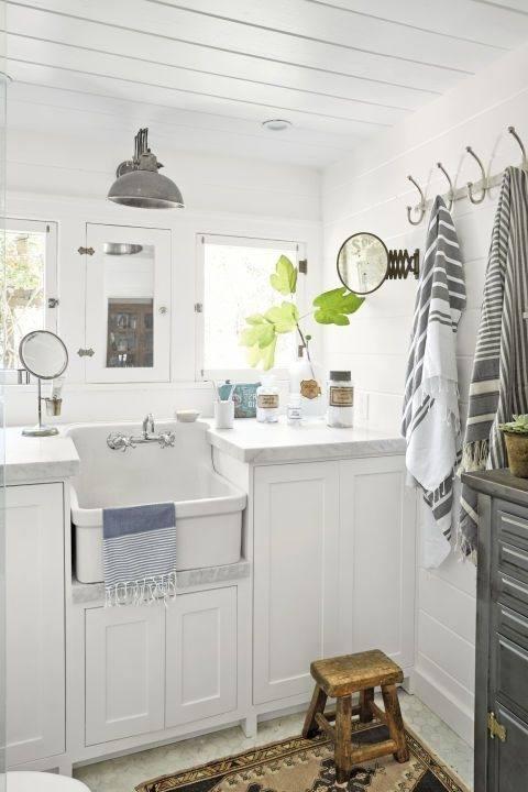 Surprising Small Rustic Modern Bathroom Photo Decoration Ideas