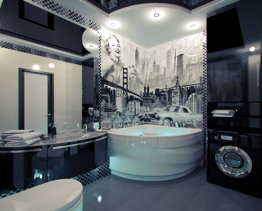 Kids Bathroom Ideas Themes And Accessories Photos Rustic Theme Small