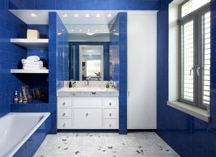 light blue bathroom ideas