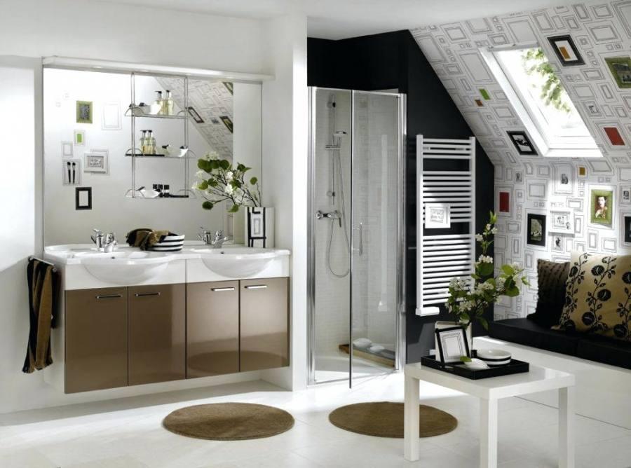 Fullsize of Beautiful Slanted Ceiling Ideas Mod Sloped Interior Slanted Ceiling Bathroom Attic Space Bathroom Ideas