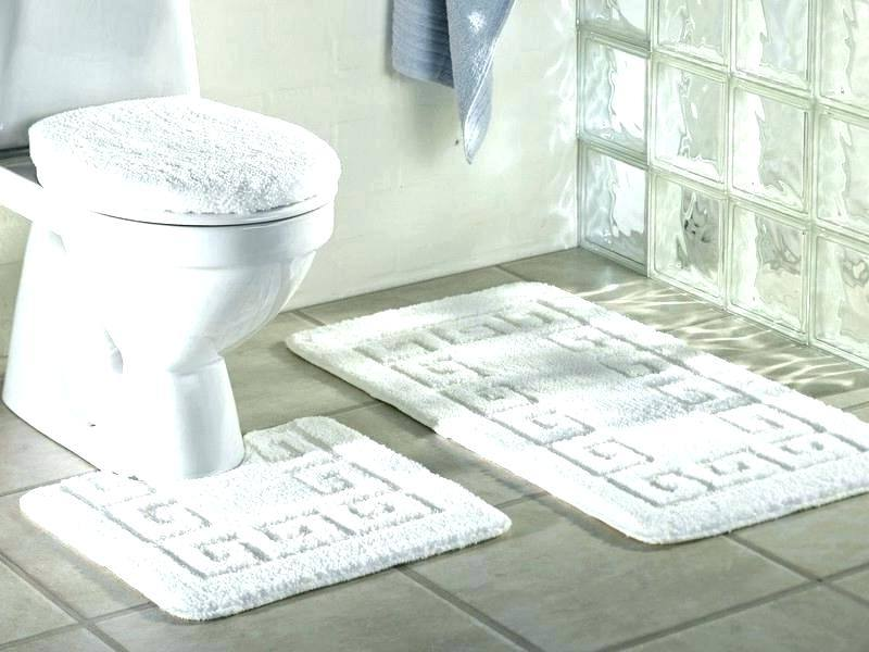 taupe bathroom rugs