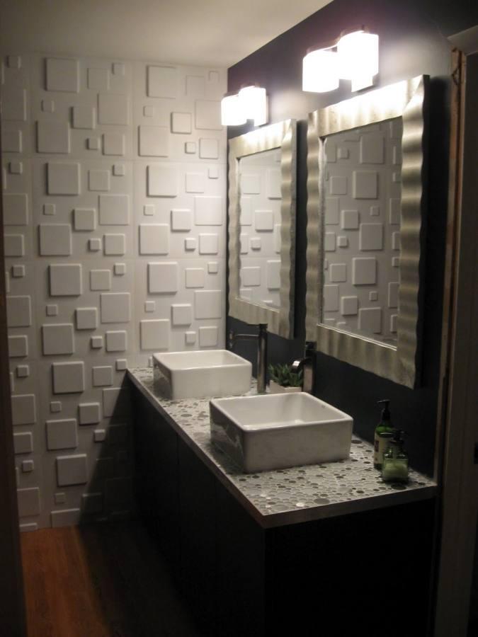 """azienka styl Nowoczesny zdj""""â""""¢cie od 4ma projekt … azienka Styl New Roca Bathrooms Dublin BEST BATHROOM IDEAS"""