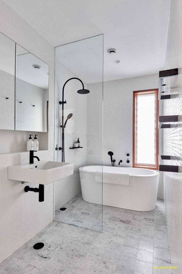 Powder room in the Astor Grange with a Classic Hamptons World of Style