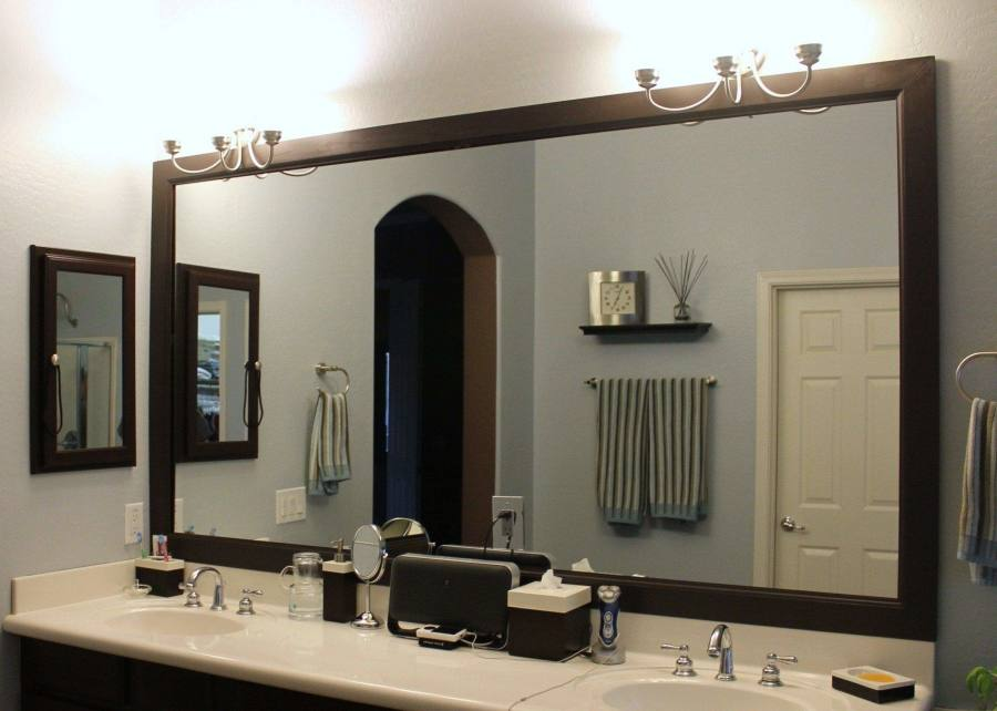 Bathroom Vanity Mirrors Ideas Mirror To Inspire You Best for Bathroom Vanity Mirrors Ideas
