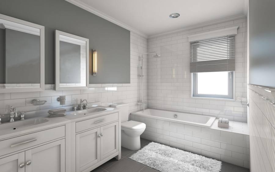 Farmhouse Kitchen Remodel | East Greenwich, RI - #bathroom #bathroomdesign #BathroomDecor