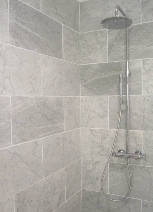 ergonomic dark grey tile bathroom ideas find this pin and designs gray marble small paint