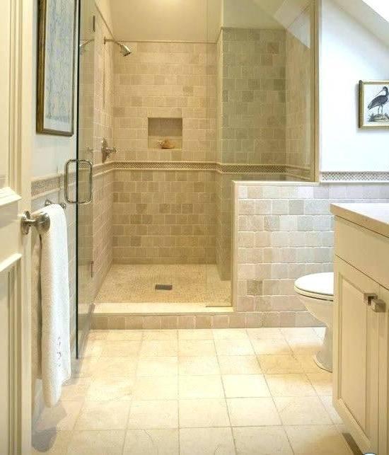 Small Beige Bathroom Ideas 9 Interesting Good HD9H19 TjiHome