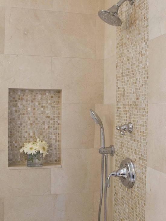 beige bathroom ideas - #bathroomideas #bathroompics #bathroomdesign