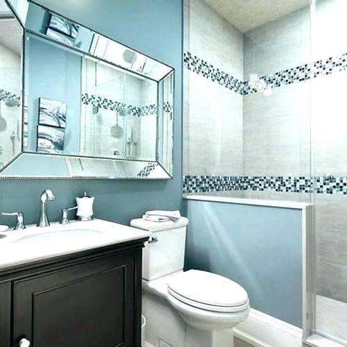 blue and white bathroom ideas