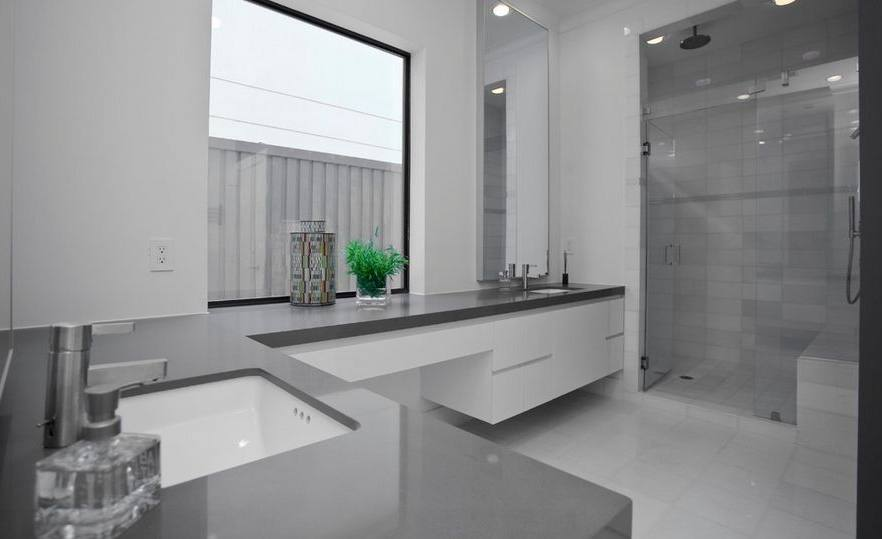 teal and gray bathroom ideas