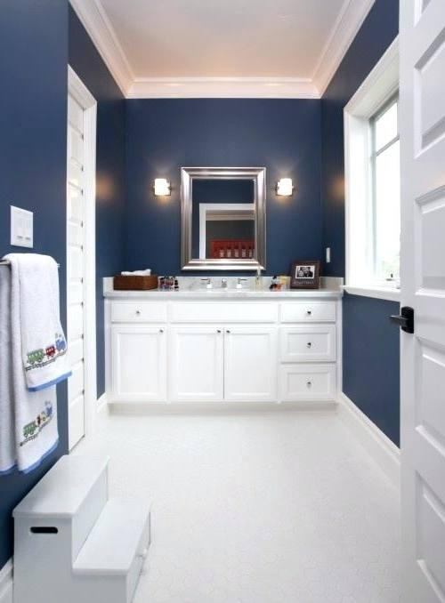yellow and brown bathroom ideas blue navy grey white small bathr