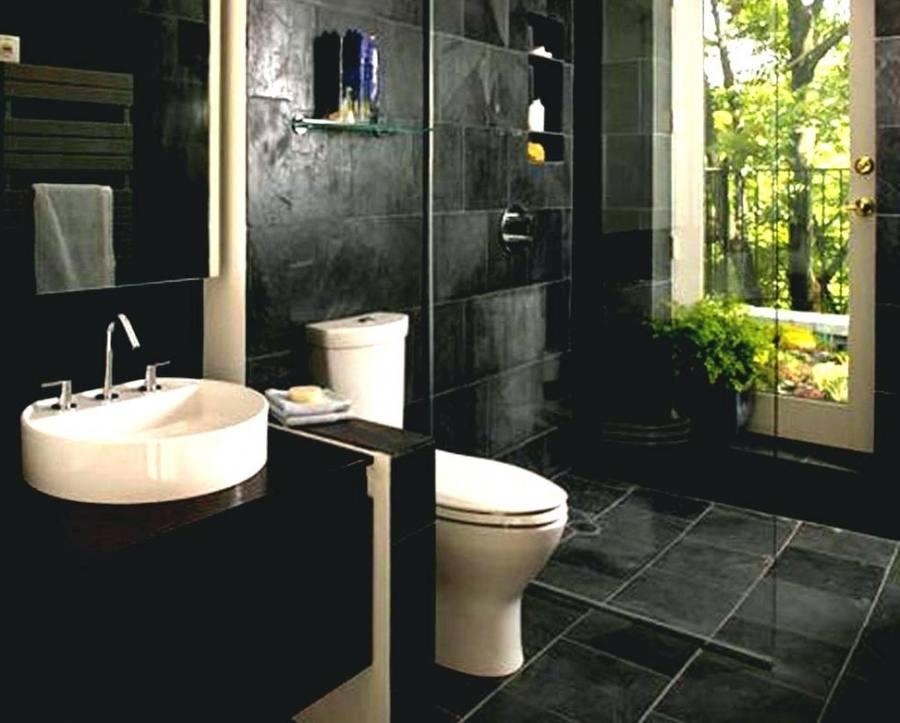 blue and brown bathroom designs ideas dark tile set bathroo