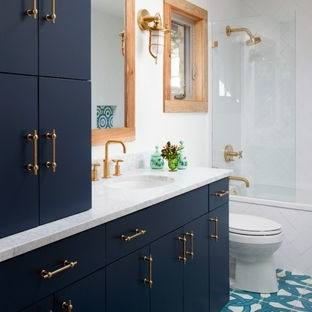 innovative blue and white bathroom ideas with best 25 blue traditional bathrooms ideas on home decor