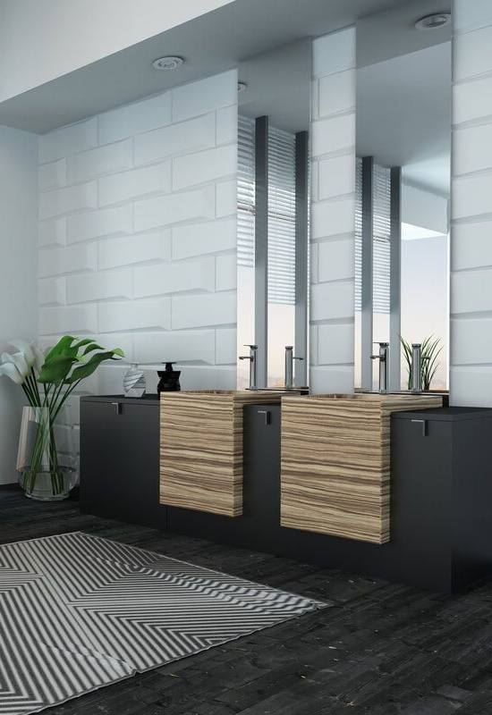 These are just couple of modern bathroom ideas that are easy and convenient, not costly at all and very effective in increasing the overall beauty of your