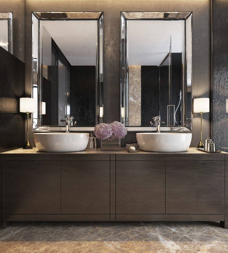 bathroom mirrors ideas contemporary