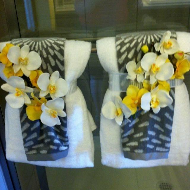 bathroom towel display ideas best best hand towels bathroom ideas on restroom ideas for decorative hand