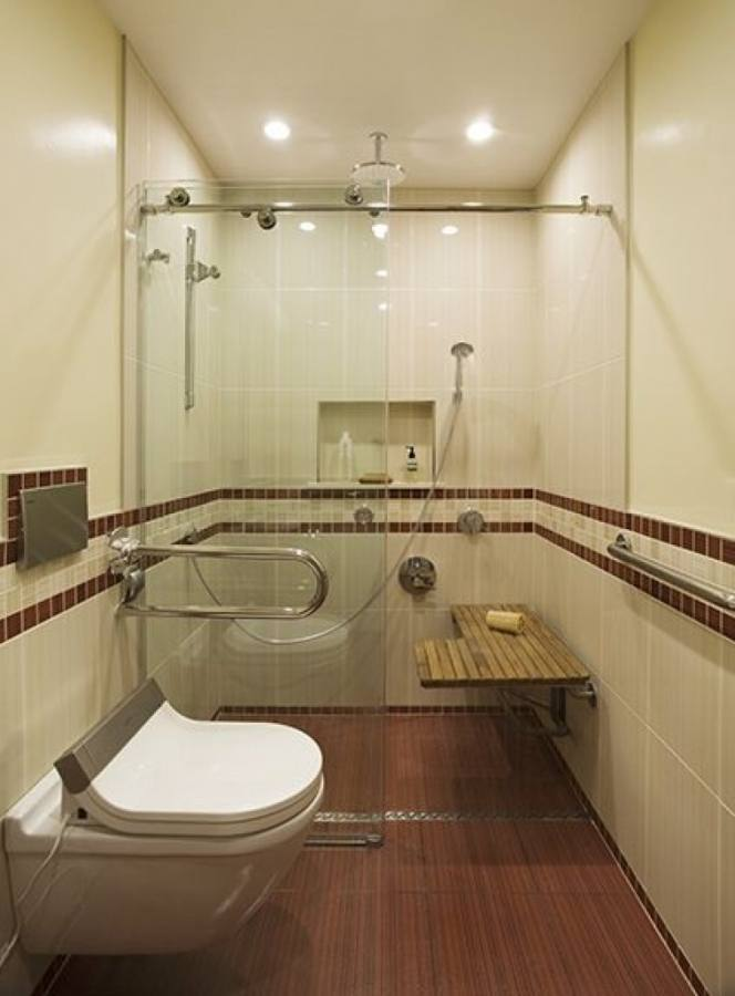 small bathroom designs for disabled
