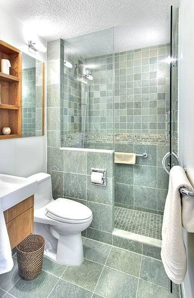 stand up shower bathroom ideas