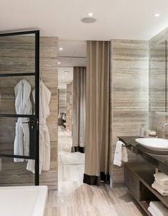 [Bathroom Interior] Bathroom Industrial Style London