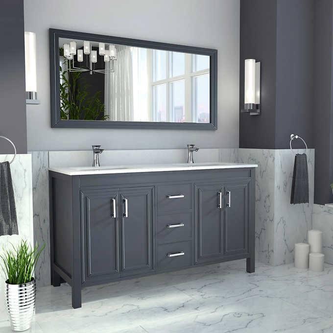 dark gray bathroom ideas