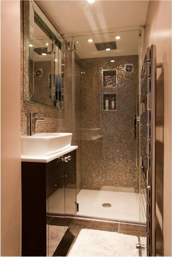 Pretty Design 5 Ensuite Bathroom Designs
