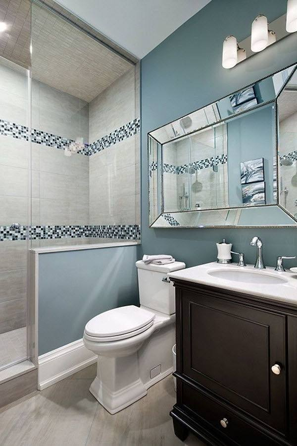27+ Gray Bathroom Ideas And Interior Design Tags: bathroom ideas gray and blue, bathroom ideas gray and white, gray and yellow bathroom ideas, gray bathroom