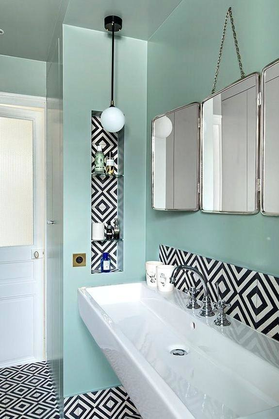 Mint Green Bathroom Decor Best Of Agreeable Green Bathroom Ideas Best Bathrooms On Good Looking Light