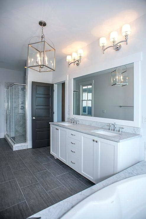 Gray Bathroom Ideas For Relaxing Days And Interior Design | 0 Trussville Bathrooms | Pinterest | Light grey bathrooms, Grey bathrooms and Small grey