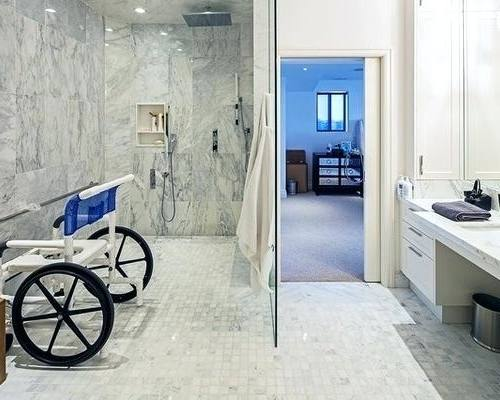 handicap bathroom ideas