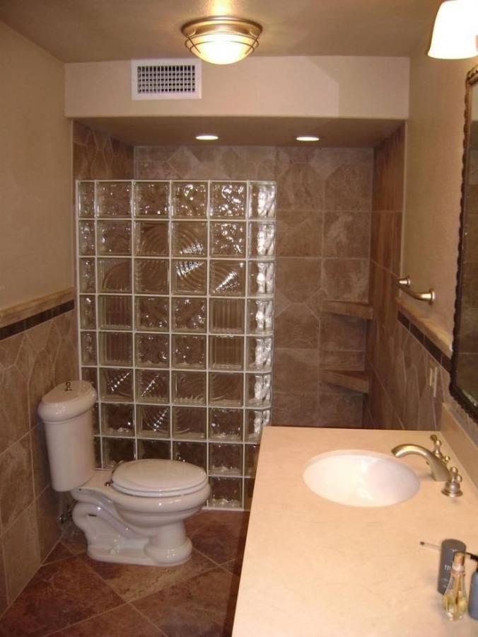 Hip And Modern Mobile Home Bathroom