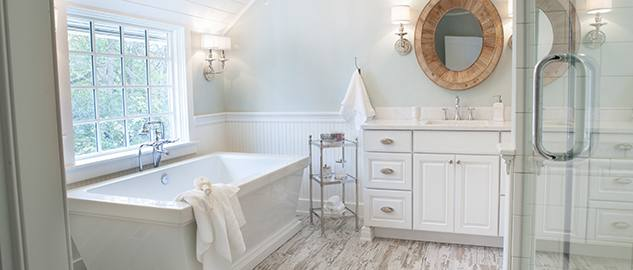 Here are some bathroom mirror ideas to inspire you