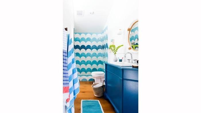 27 best Bathroom images on Pinterest | Bathroom, Half bathrooms and